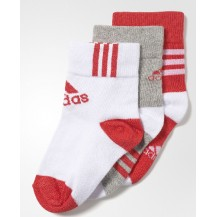 ADIDAS PACK CALCE. LK ANKLE 3PP - AY6535