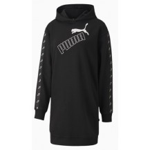 PUMA VESTIDO AMPLIFIED HOODED - 583629-01