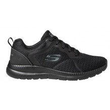 SKECHERS ZAPATILLAS BOUNTIFUL - 12607-BBK