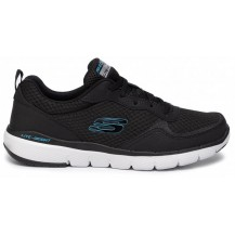SKECHERS ZAPATILLAS FLEX ADVANT - 52954-BLK