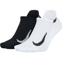 NIKE PACK CALCE. EVERYDAY LTWT CREW 3P - SX7554-914