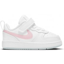 NIKE COURT BOROUGH LOW 2 MWH (TD) - DD3021-100