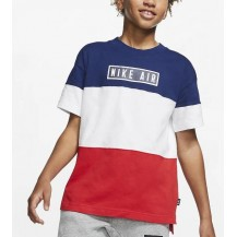 NIKE CAMISETA JR AIR TOP SS - BV3599-493
