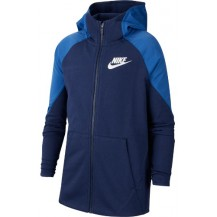 NIKE CHAQUETA JR NSW MIXED MATERIAL - CU9222-410